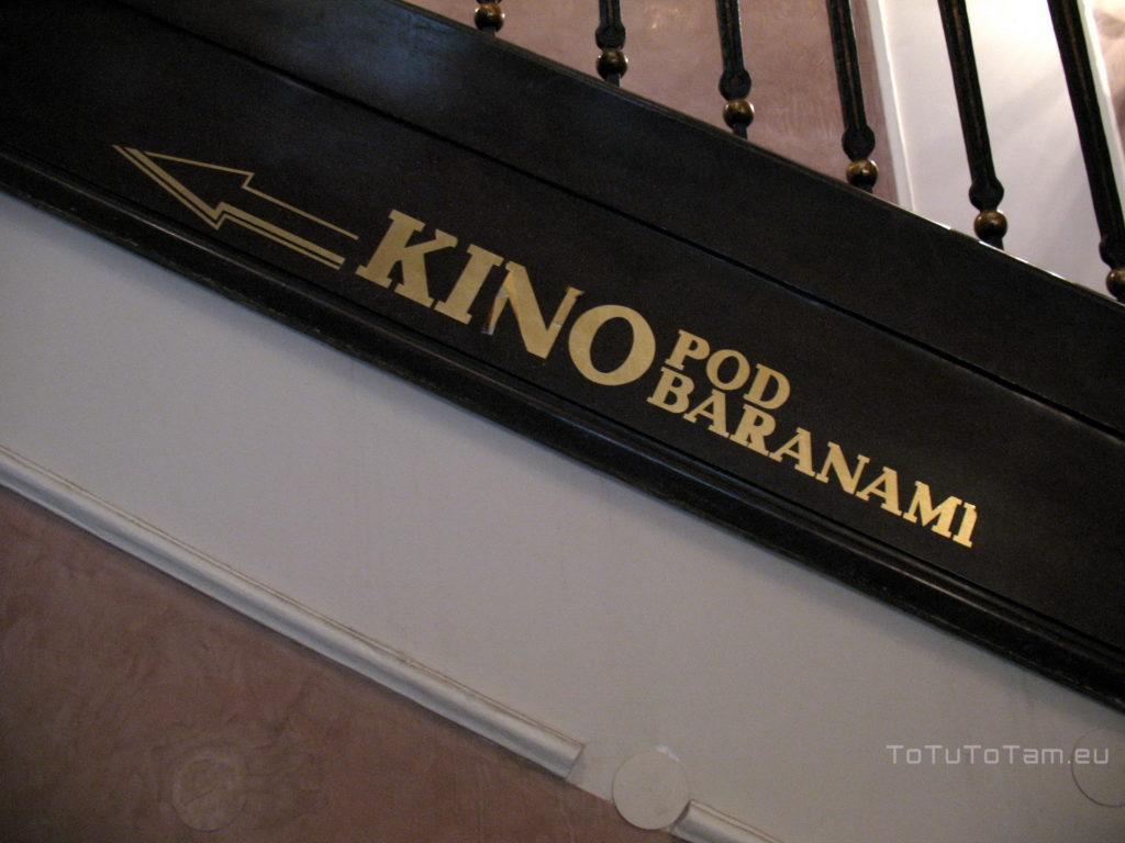 Kino Pod Baranami Krakowski Festiwal Filmowy