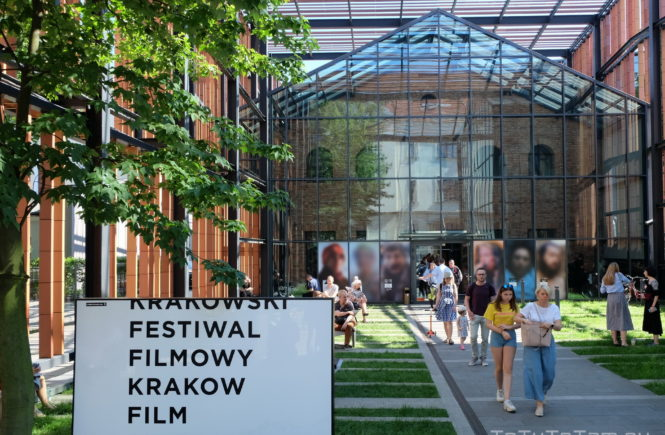 Małopolski Ogród Sztuki Krakowski Festiwal Filmowy