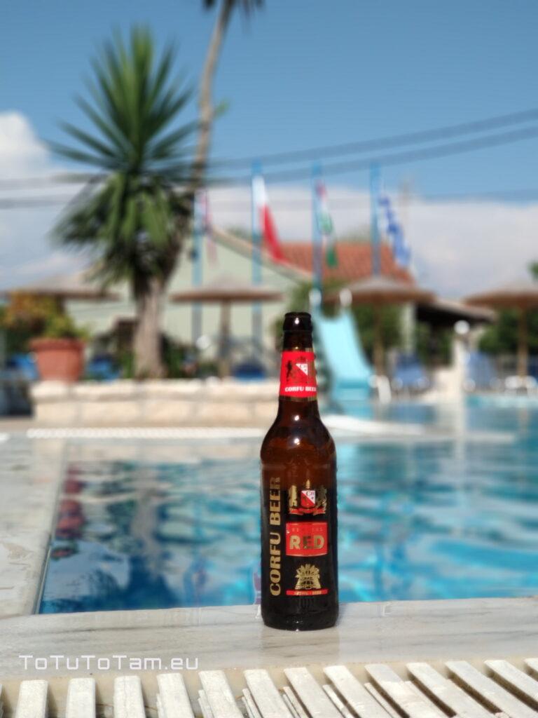 Corfu Beer Korfu