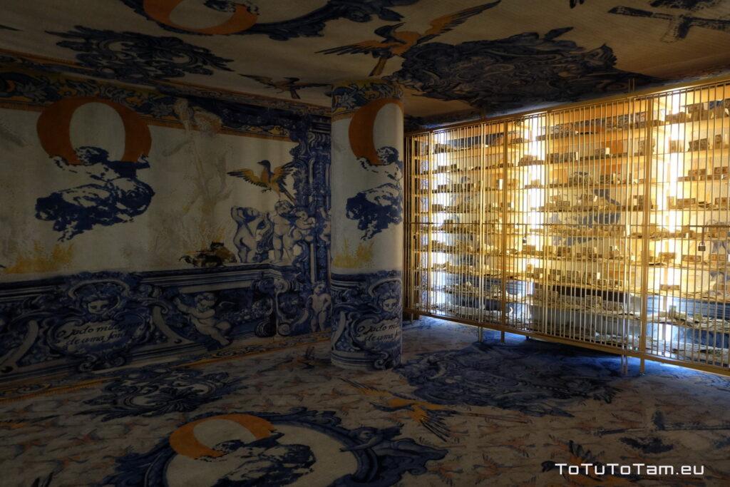 Hotel Zero Box Lodge Porto Stary sejf
