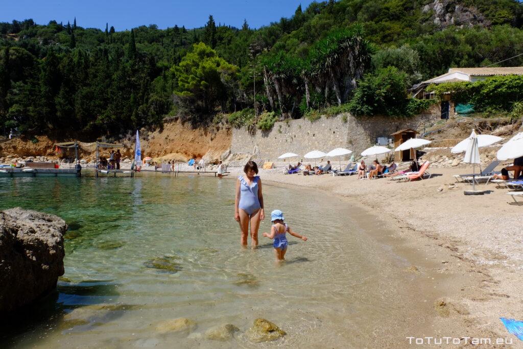 Korfu Ampelaki Beach