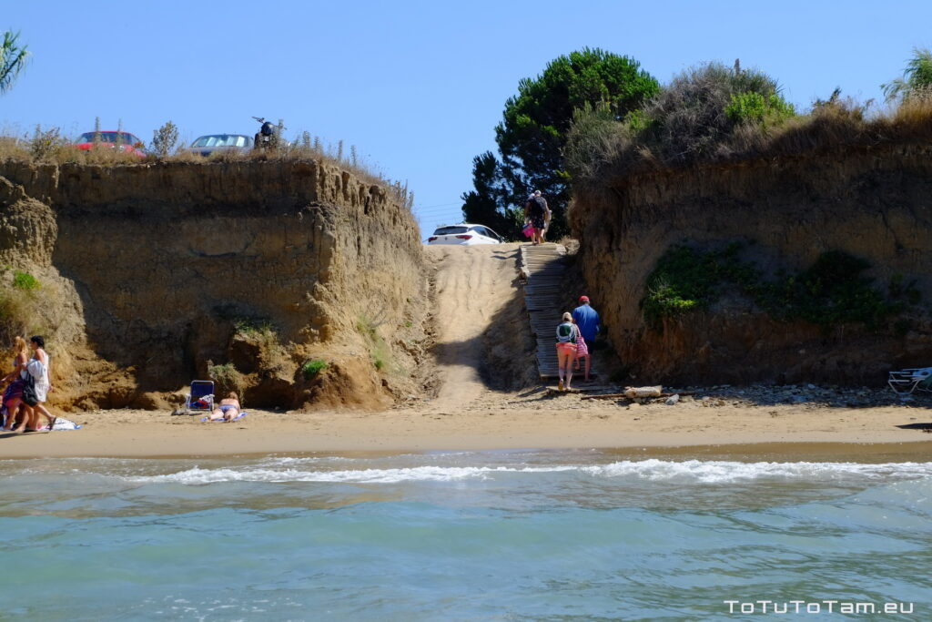 Korfu Apotripiti Beach