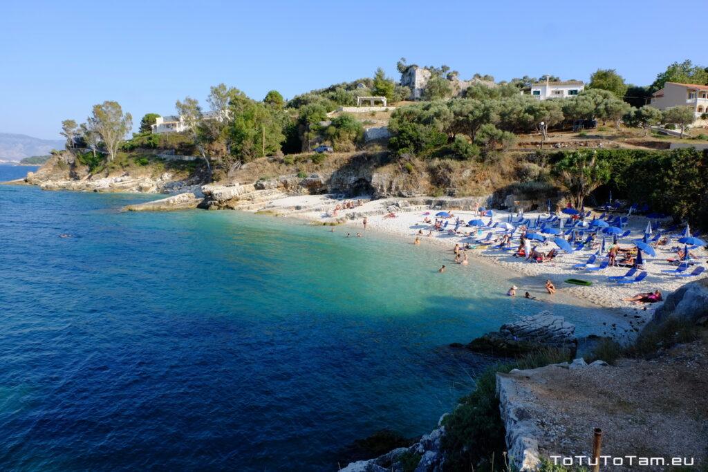 Korfu Bataria Beach
