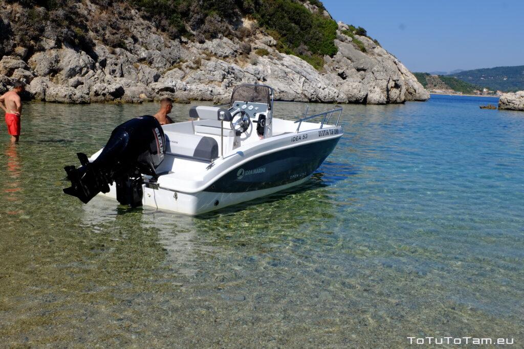Korfu Porto Timoni