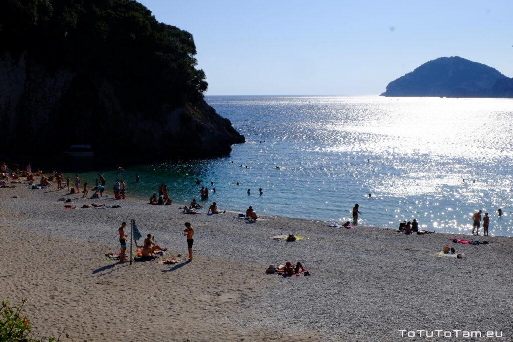 Korfu Rovinia Beach