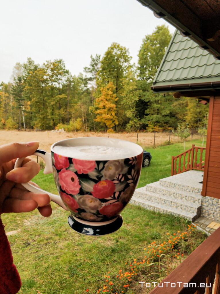 Październik Drewniany Domek 3